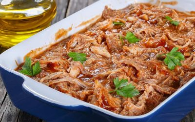 Southern Pulled Chicken