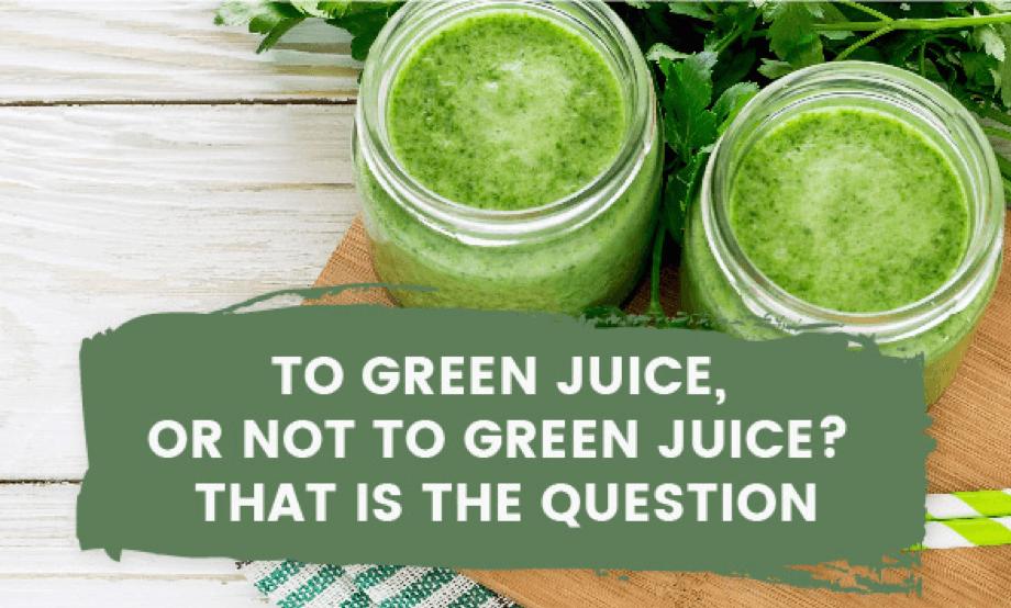 Green Juice Benefits for Thyroid