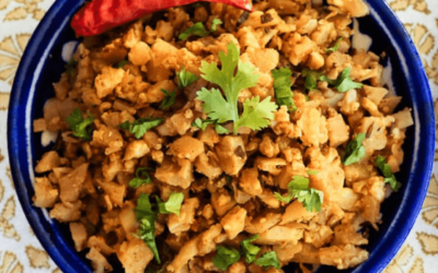 Cauliflower Scramble